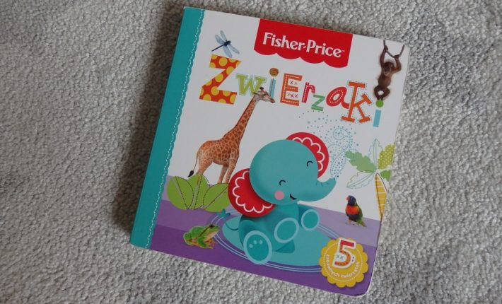 Zwierzaki Fisher Price