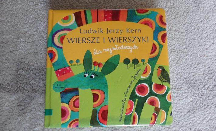 wiersze i wierszyki Ludwik Jerzy Kern