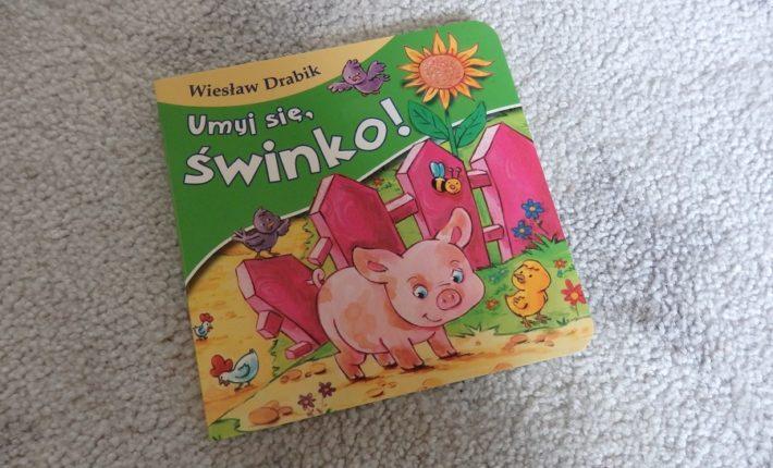 umyj się świnko drabik