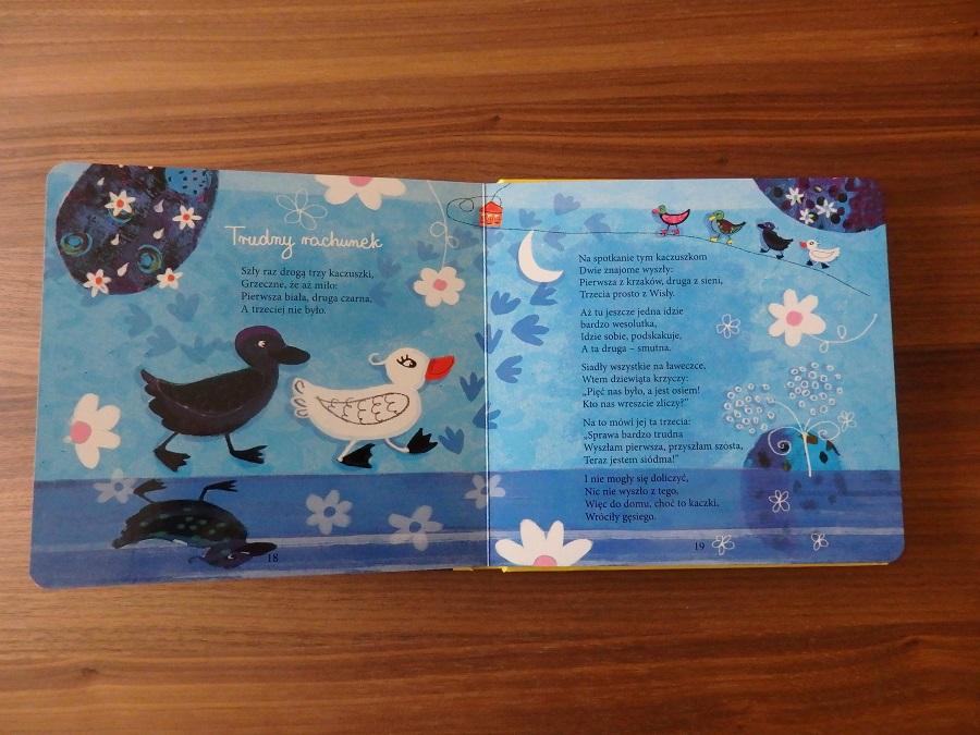 Wiersze i wierszyki dla najmłodszych J. Tuwim