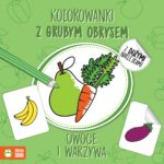 Kolorowanki Owoce i warzywa