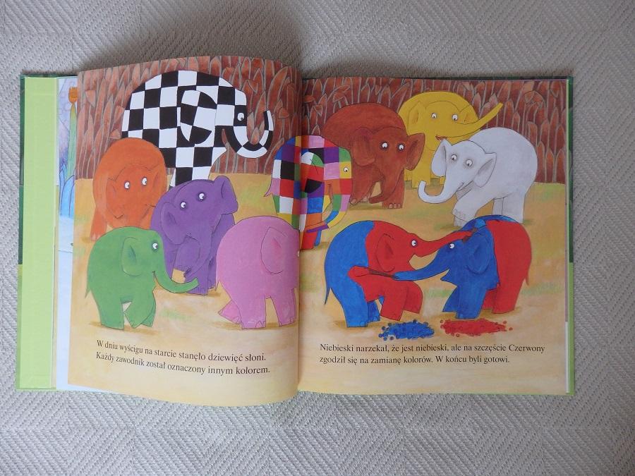 """""""Elmer i wyścig"""""""