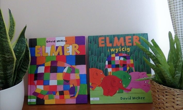 Elmer, Elmer i wyścig