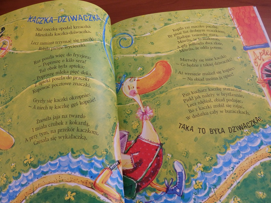 Klasyka 6 Wartych Uwagi Książek Z Wierszami Dla Dzieci