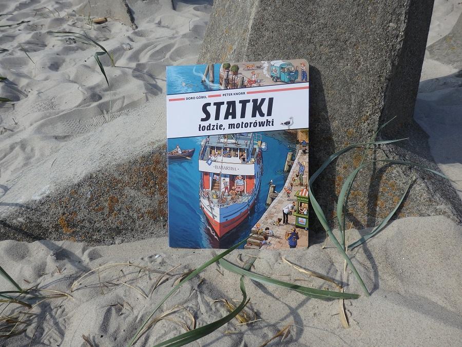 Statki, łodzie, motorówki, Doro Goebel, Peter Knorr, Babaryba