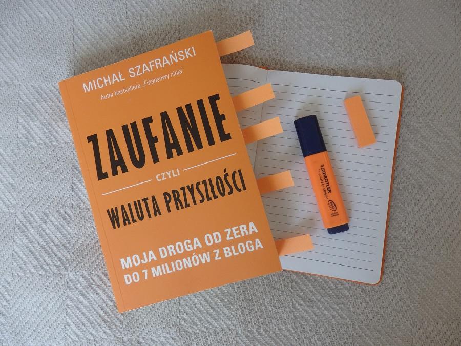 Zaufanie, czyli waluta przyszłości, Michał Szafrański