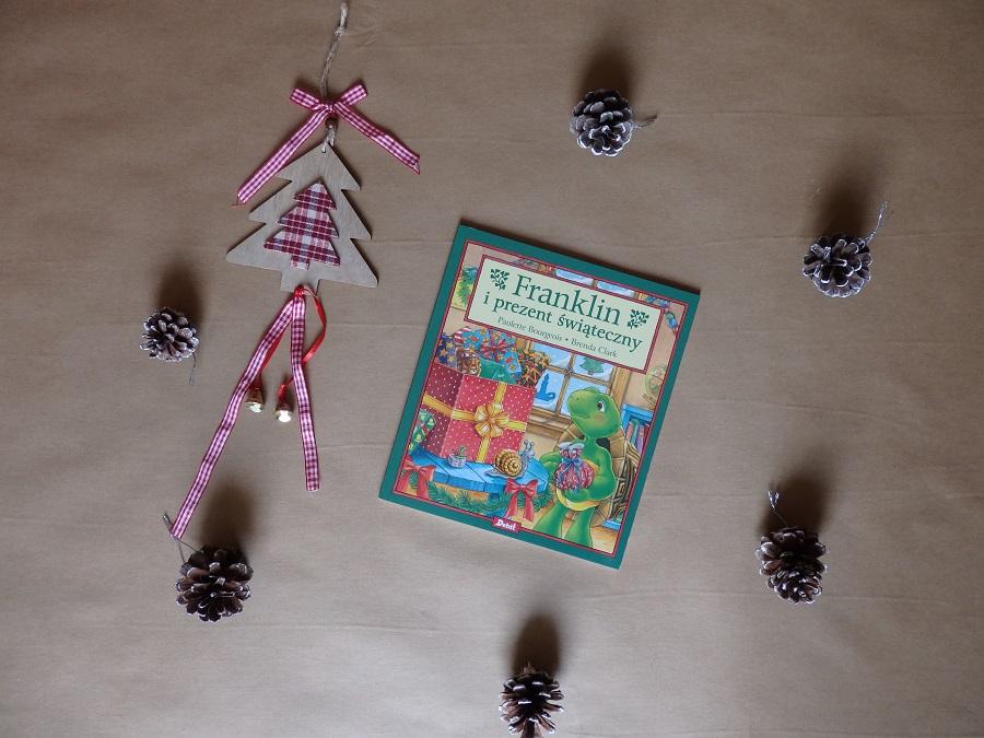 żółw Franklin i prezent świąteczny, Debit