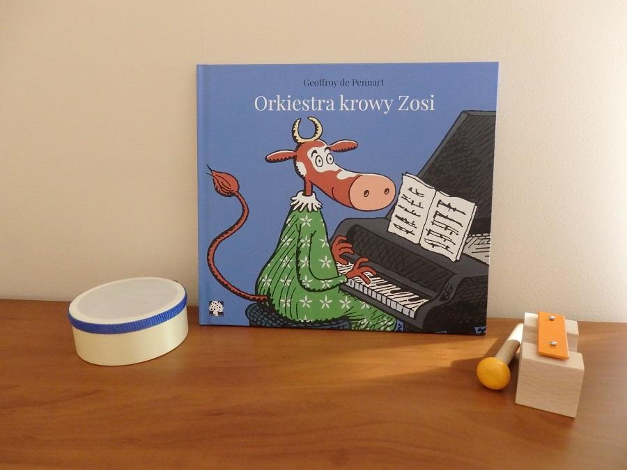 Orkiestra krowy Zosi, Geoffroy de Pennart, Muchomor