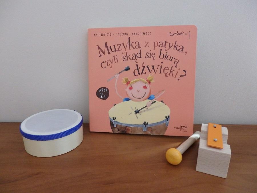 Uwerturki cz.1 , muzyka z patyka, czyli skąd się biorą dźwięki