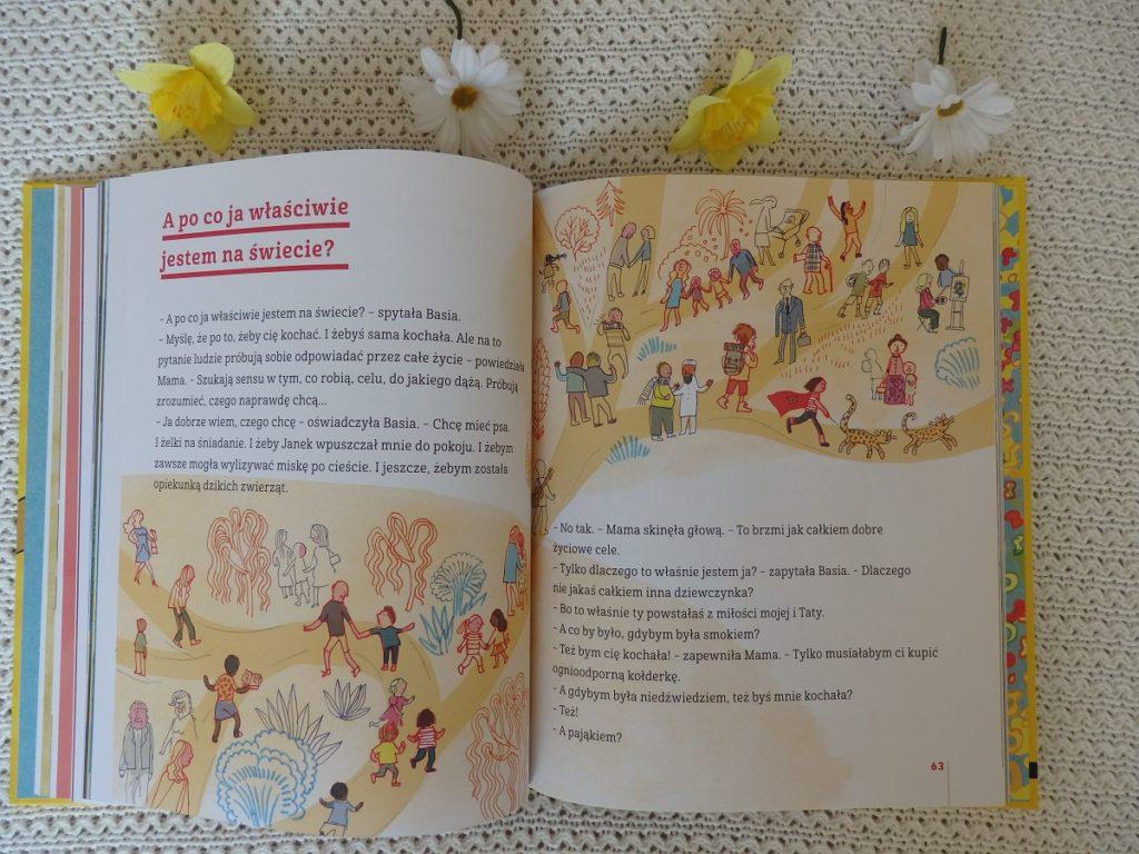 Basia. Wielka księga pytań, Zofia Stanecka, Marianna Oklejak, Egmont