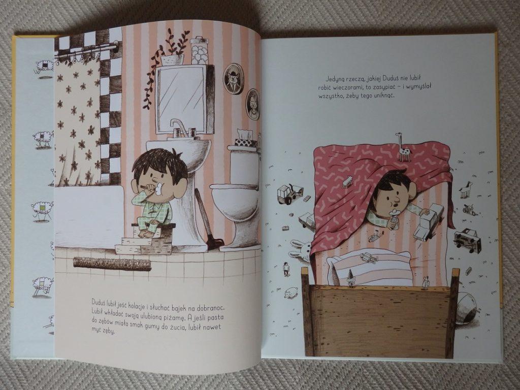 Owco, śpij!, Kerry Lyn Sparrow, Guillaume Perreault, Papilon