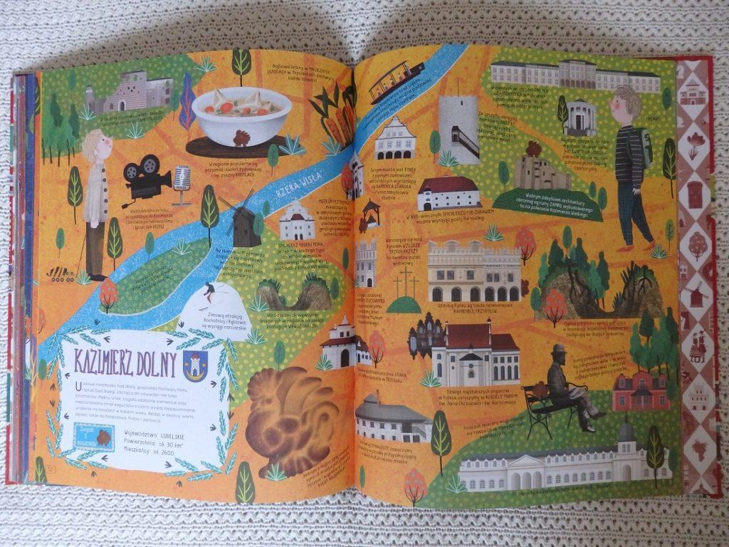 Atlas miast Polski, Anna Garbal, Anna Rudak, Nasza Księgarnia