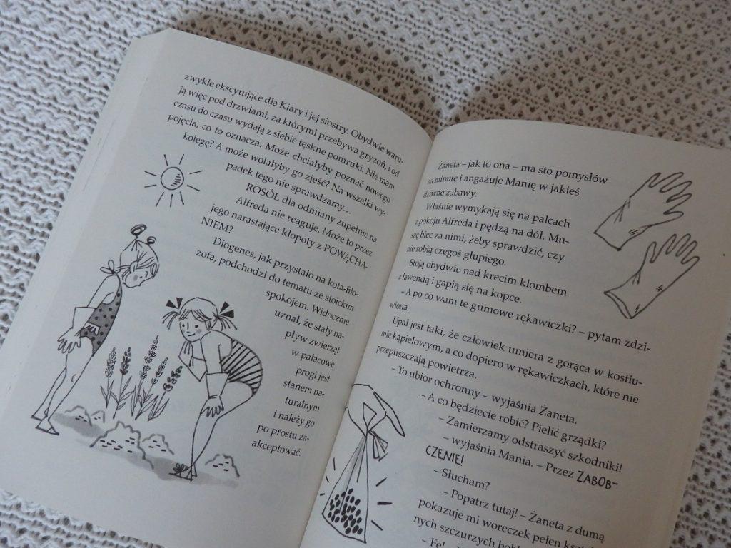 Zosia z ulicy Kociej. Na wygnaniu, Agnieszka Tyszka, Agata Raczyńska, Nasza Księgarnia