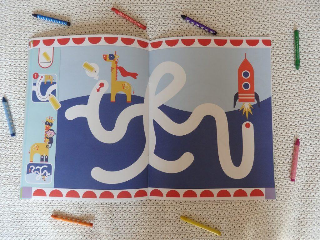 Fisher-Price, magazyn dla najmłodszych, Egmont