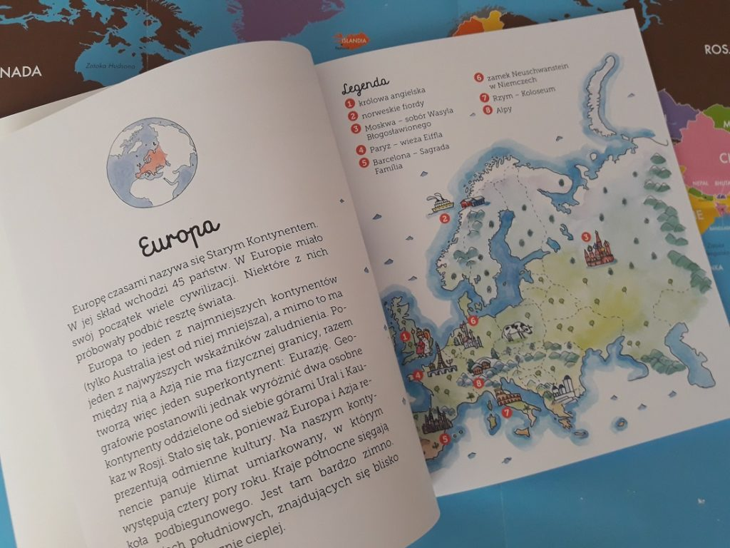 Biblioteczka Montessori Geografia, Marie Eschenbrenner, Sabine Hofmann, Emmanuelle Tchoukriel, Egmont
