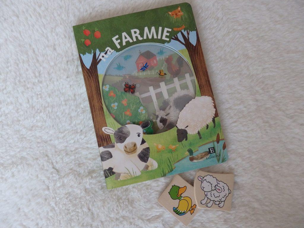 Na farmie kartonówka Egmont