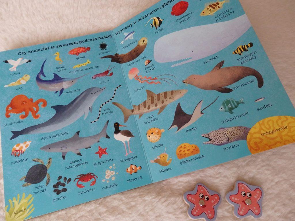 W oceanie kartonówka Egmont