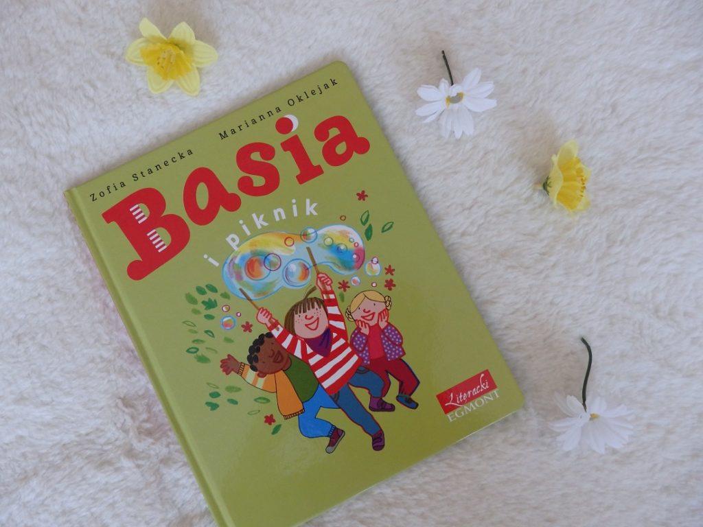 Basia i piknik, Zofia Stanecka, Marianna Oklejak