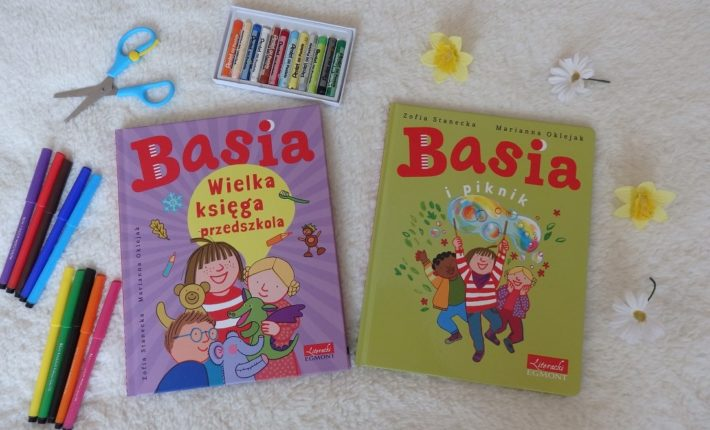 Basia. Wielka księga przedszkola, Basia i piknik