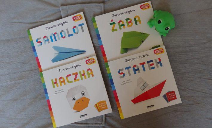 Pierwsze Origami, Akademia Mądrego Dziecka, Zbigniew Dmitroca, Egmont