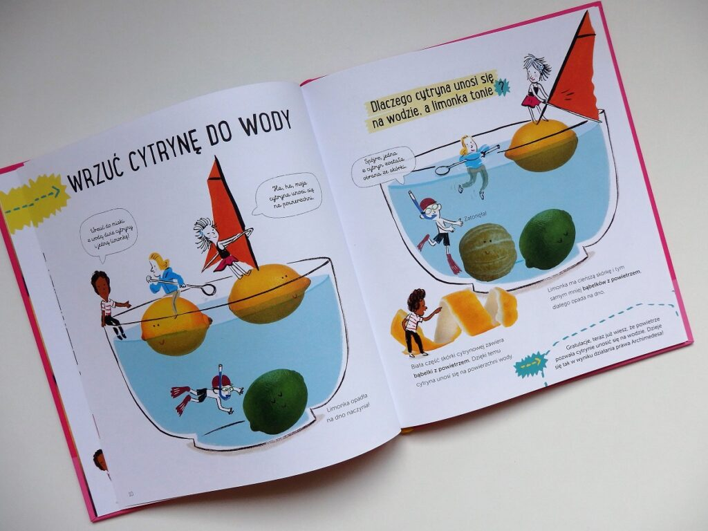 Przygody z nauką: Cytryna, Akademia Mądrego Dziecka