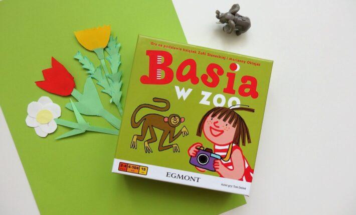 Basia w zoo, gra Egmont
