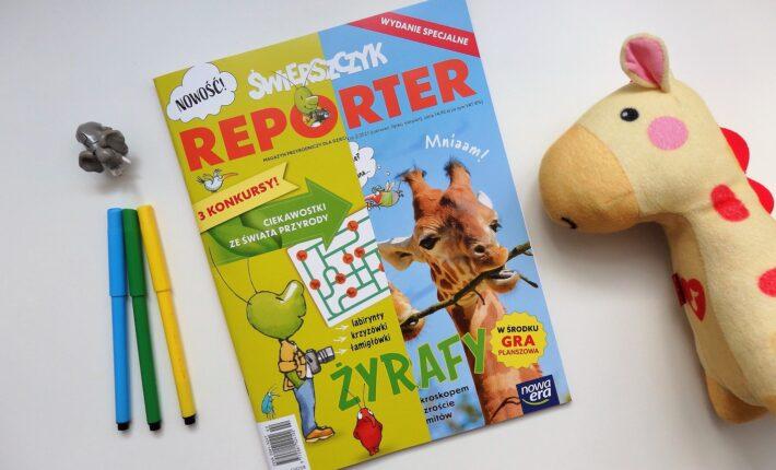 Świerszczyk Reporter