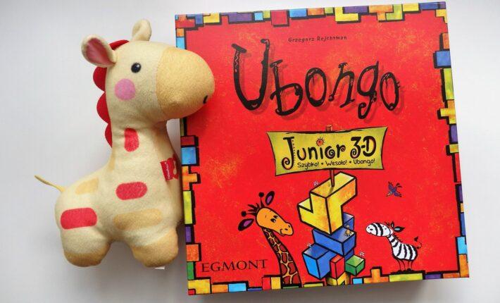 Ubongo Junior 3D Egmont